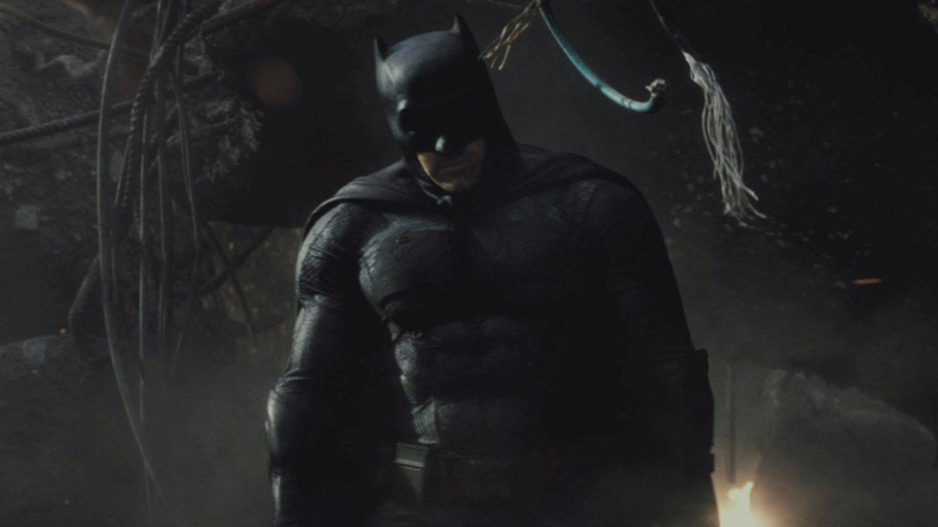 Ben Affleck Talks New Incarnation Of BATMAN