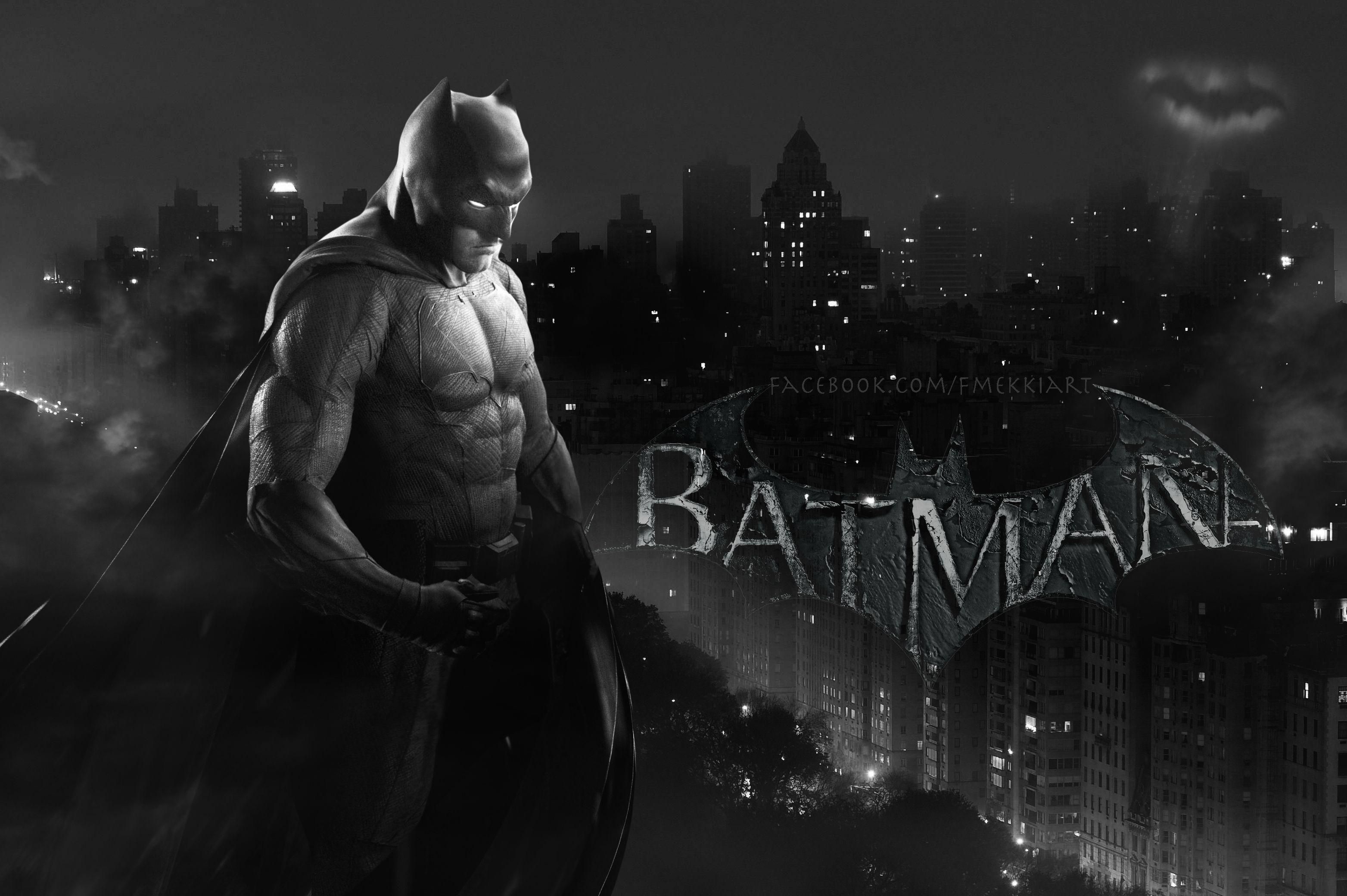 Batman [ BVS Affleck ] Wallpapers Hi