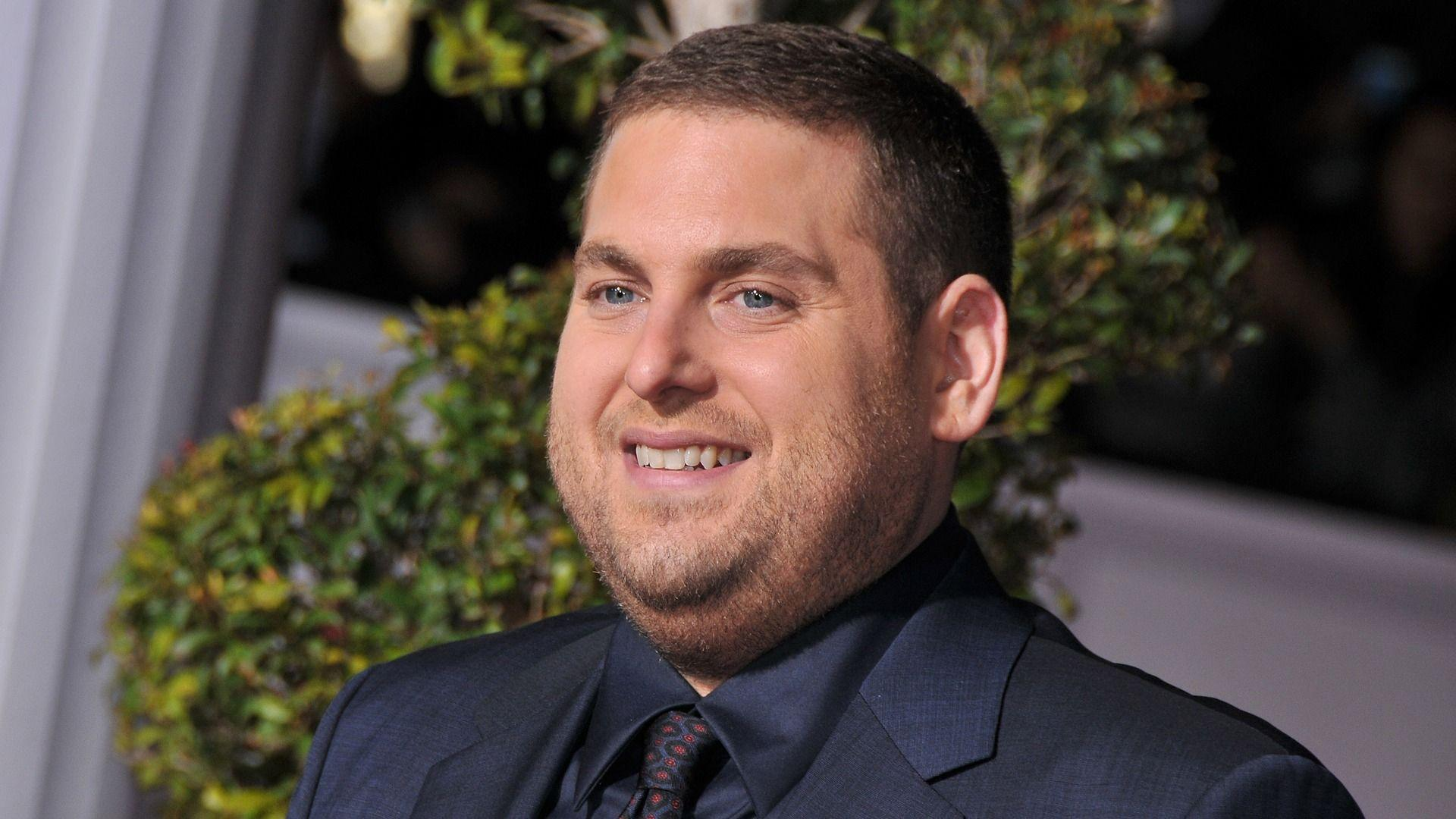 Download Wallpaper 1920x1080 Jonah hill, Actor, Smile Full HD ...