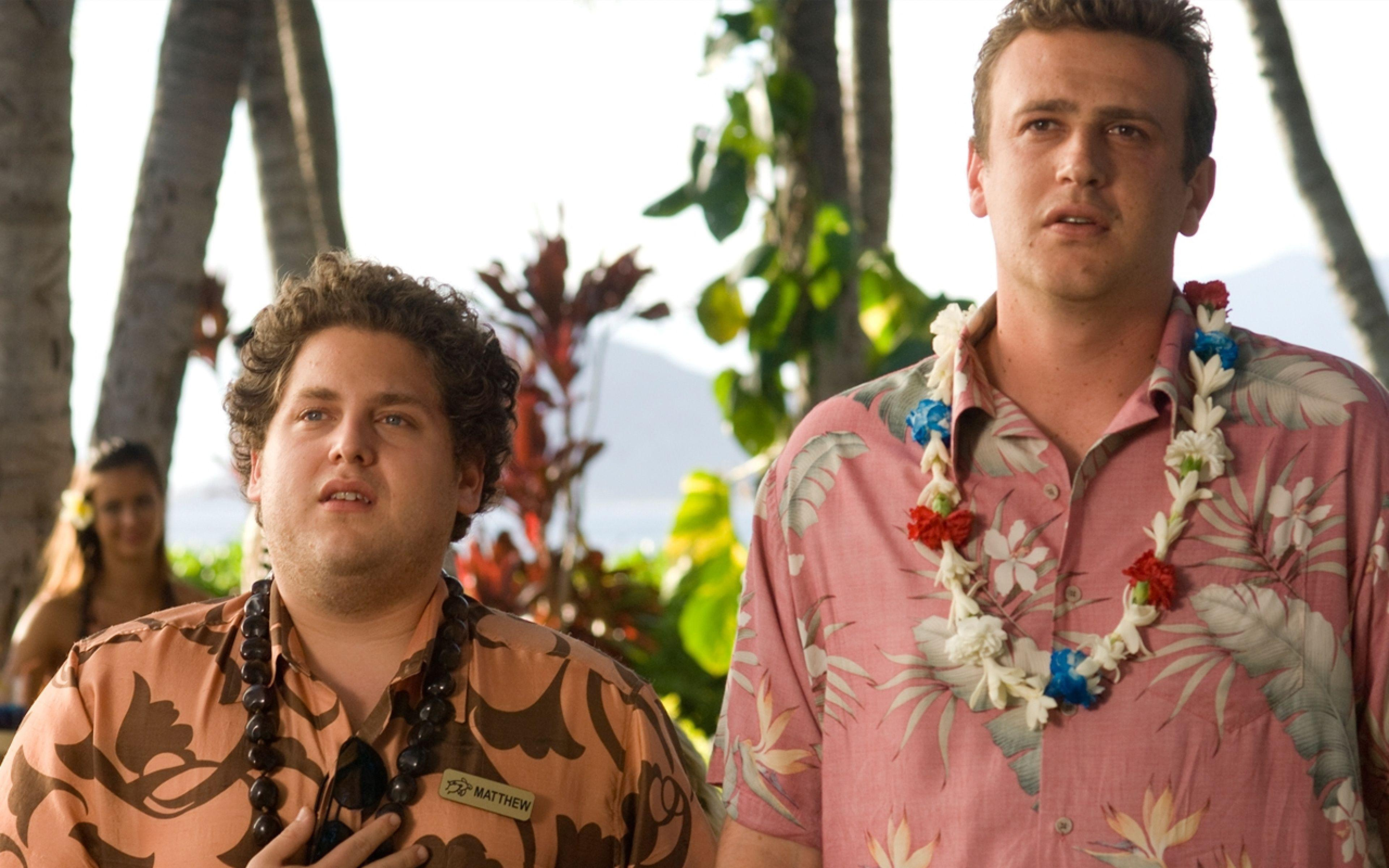 Download Wallpaper 3840x2400 Forgetting sarah marshall, Jason ...