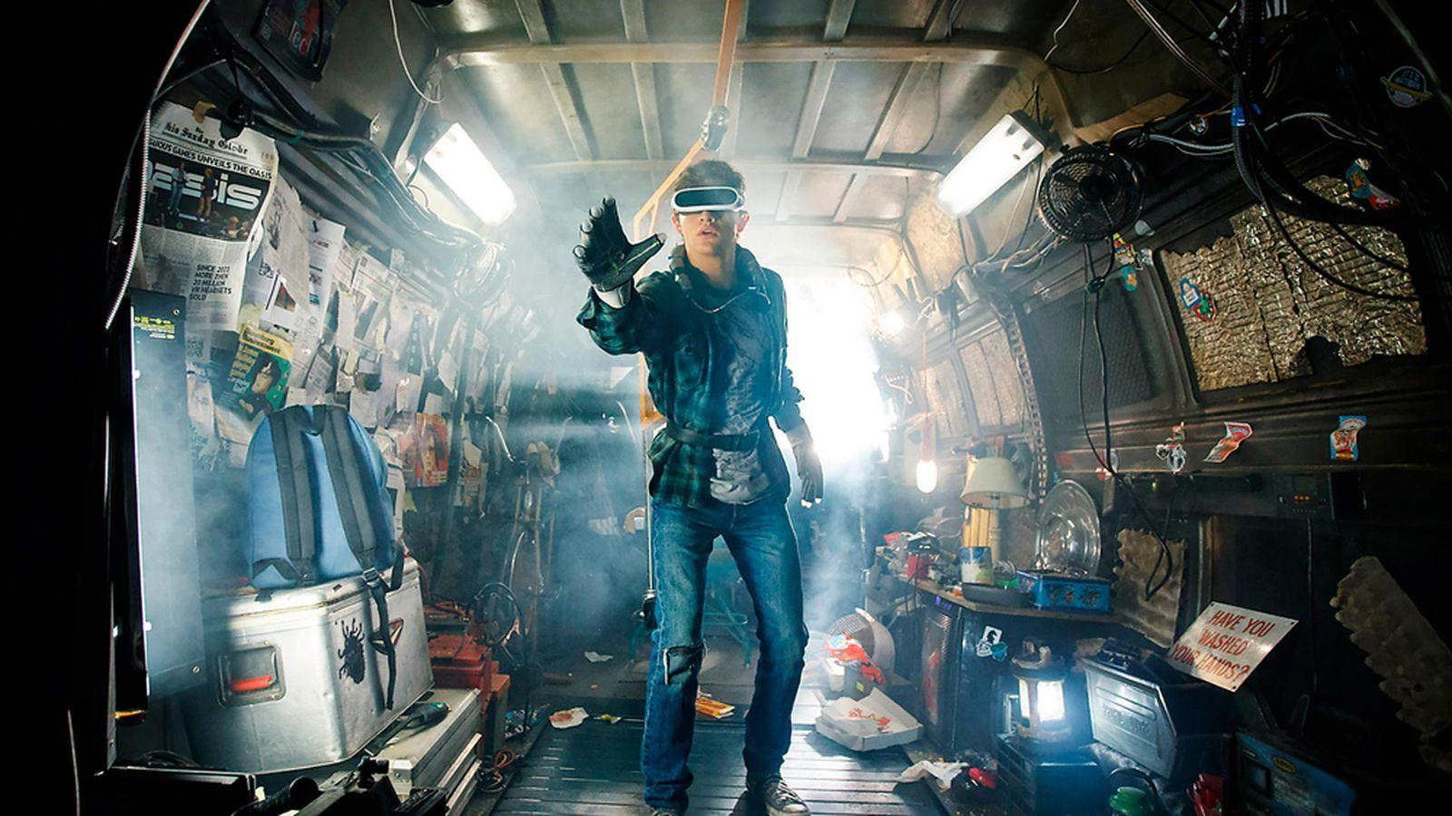 Watch: Steven Spielberg's 'Ready Player One' trailer released at ...