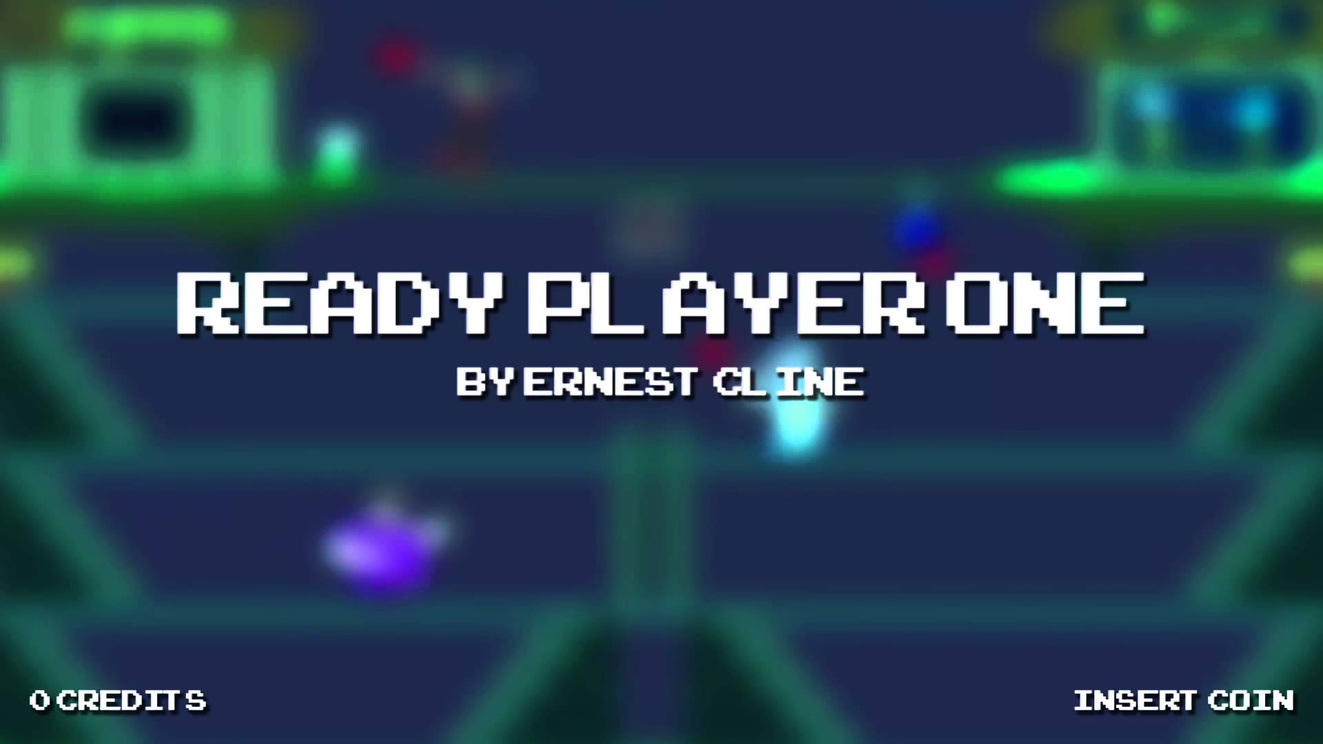 STEVEN SPIELBERG AND ERNEST CLINE WANT TO PUT YOU IN 'READY PLAYER ...