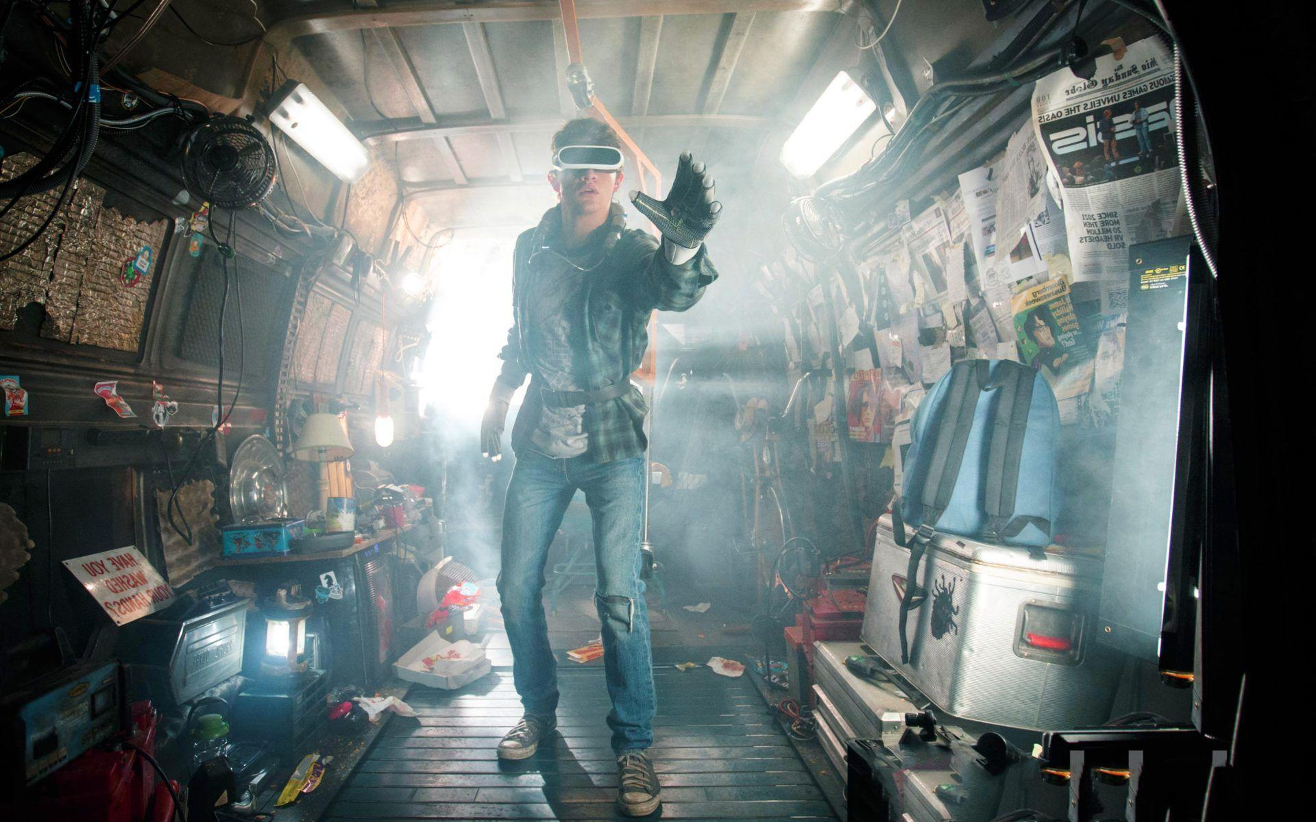 Ready Player One 4K HD Wallpapers