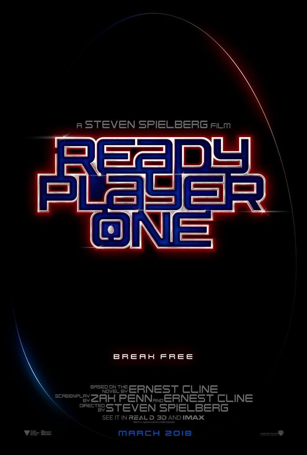 Ready Player One (2018) HD Wallpaper From Gallsource.com | Movie ...