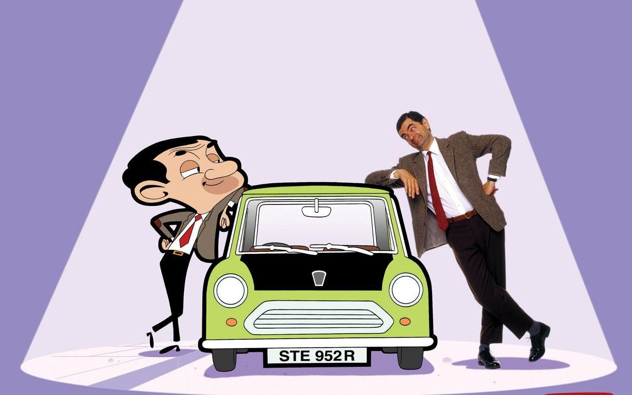 Mr Bean Cartoon Wallpapers Wallpaper Cave
