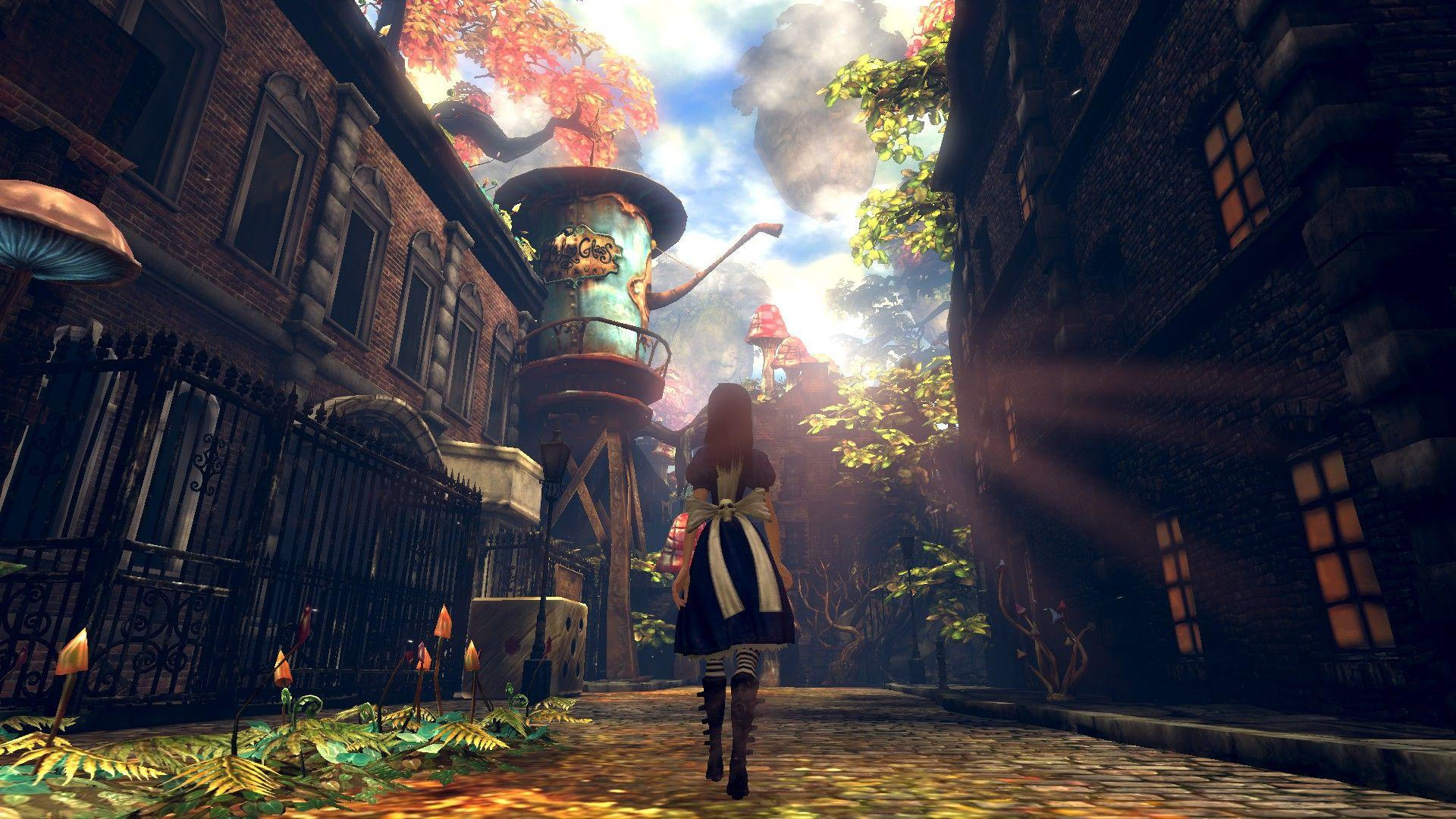 Alice Madness Returns Wallpapers Wallpaper Cave