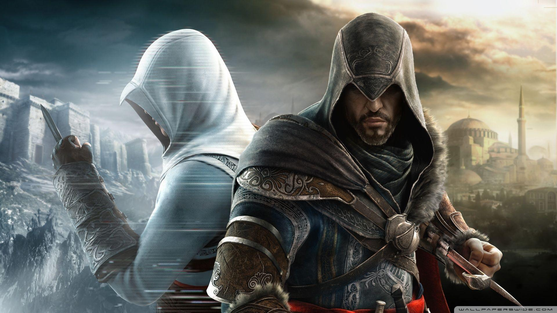 assassins creed revelations wallpaper hd 1080p free download