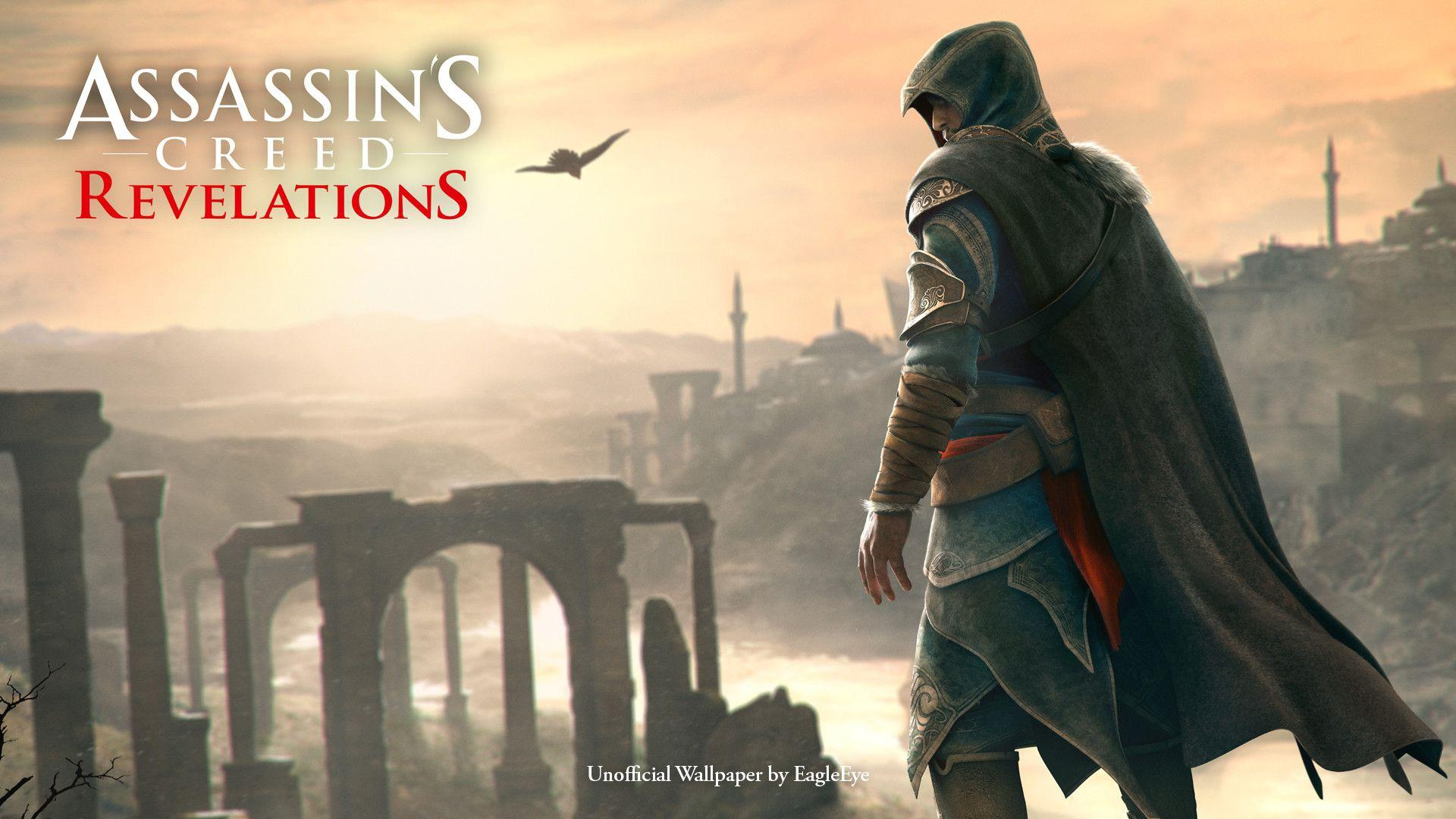 Assassins Creed Revelations Wallpapers Wallpaper Cave