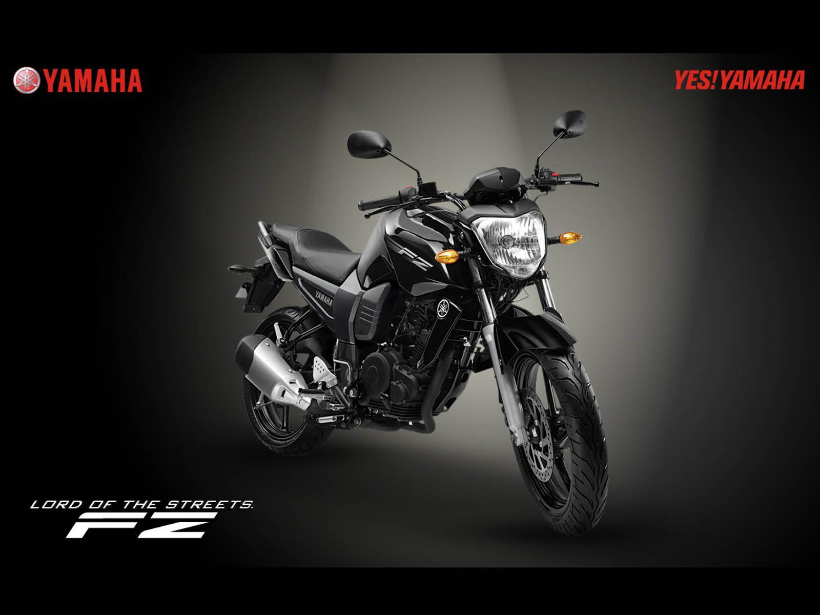 Yamaha Fz Wallpapers Wallpaper Cave