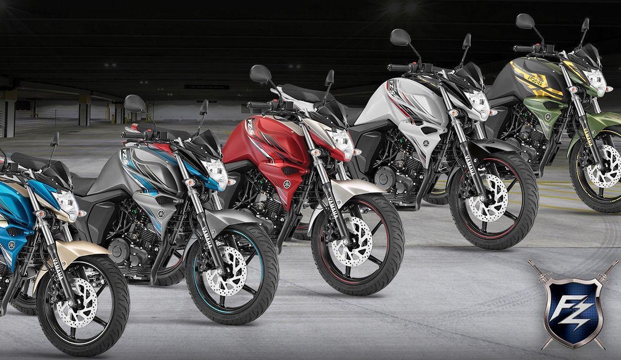 Yamaha FZ Wallpapers