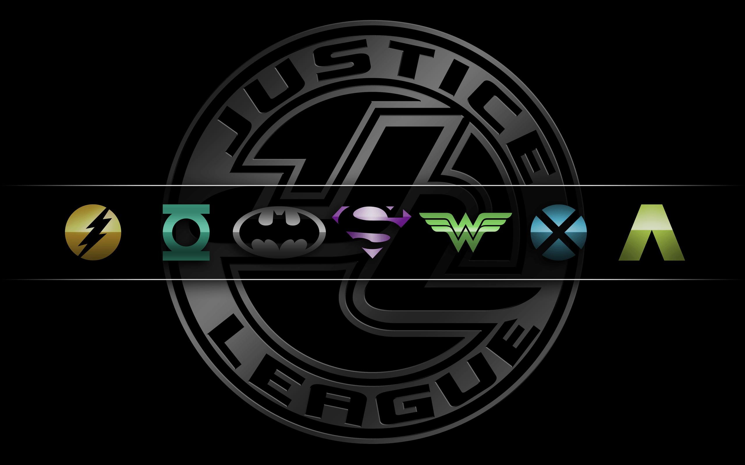 Photo Collection Dc Superhero Logos Wallpaper