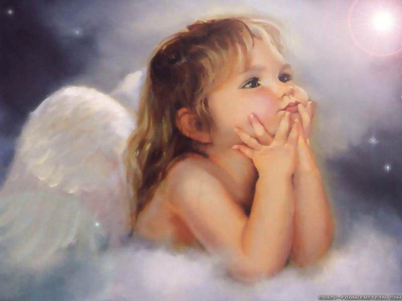 god's little angel - HD1024×768