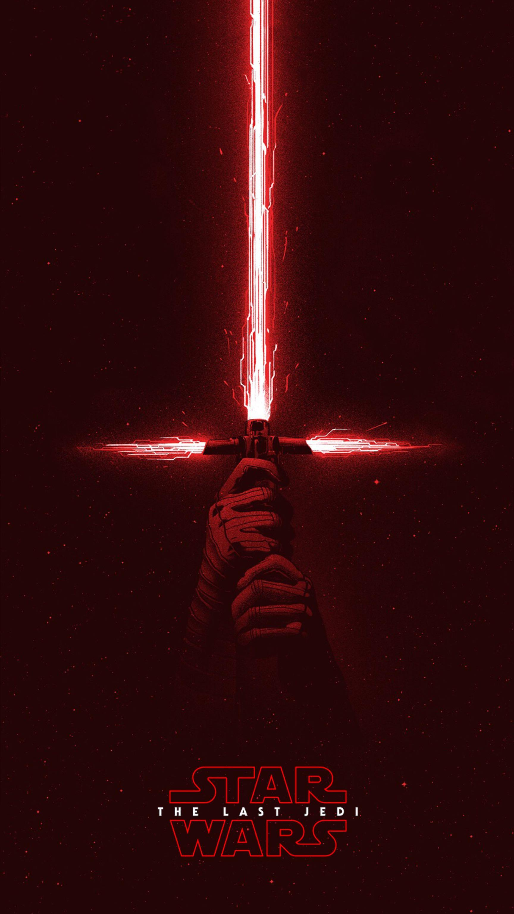 The Last Jedi Kylo Ren...heaven help us if he's the last Jedi