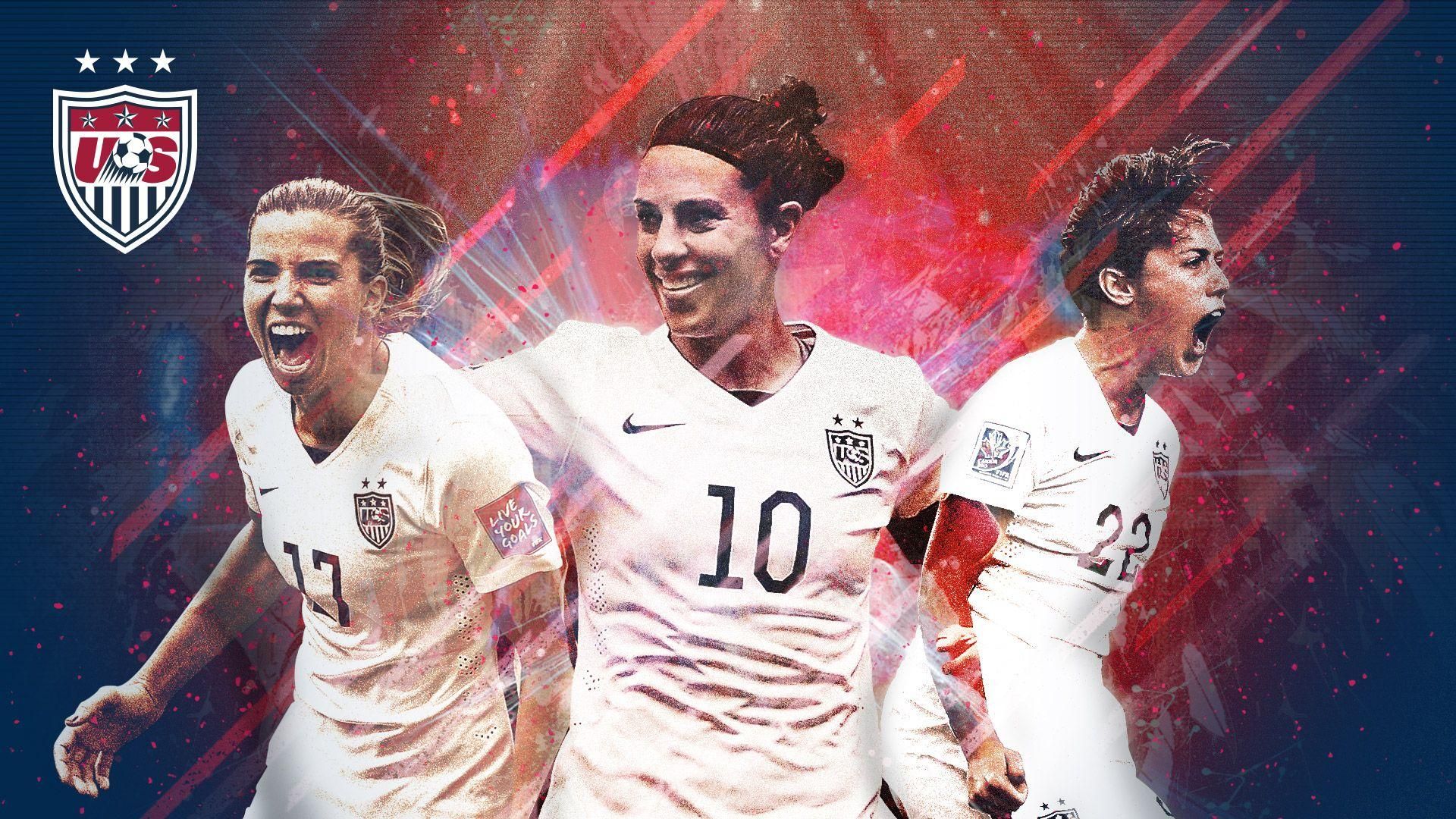 USWNT World Cup final 07052015