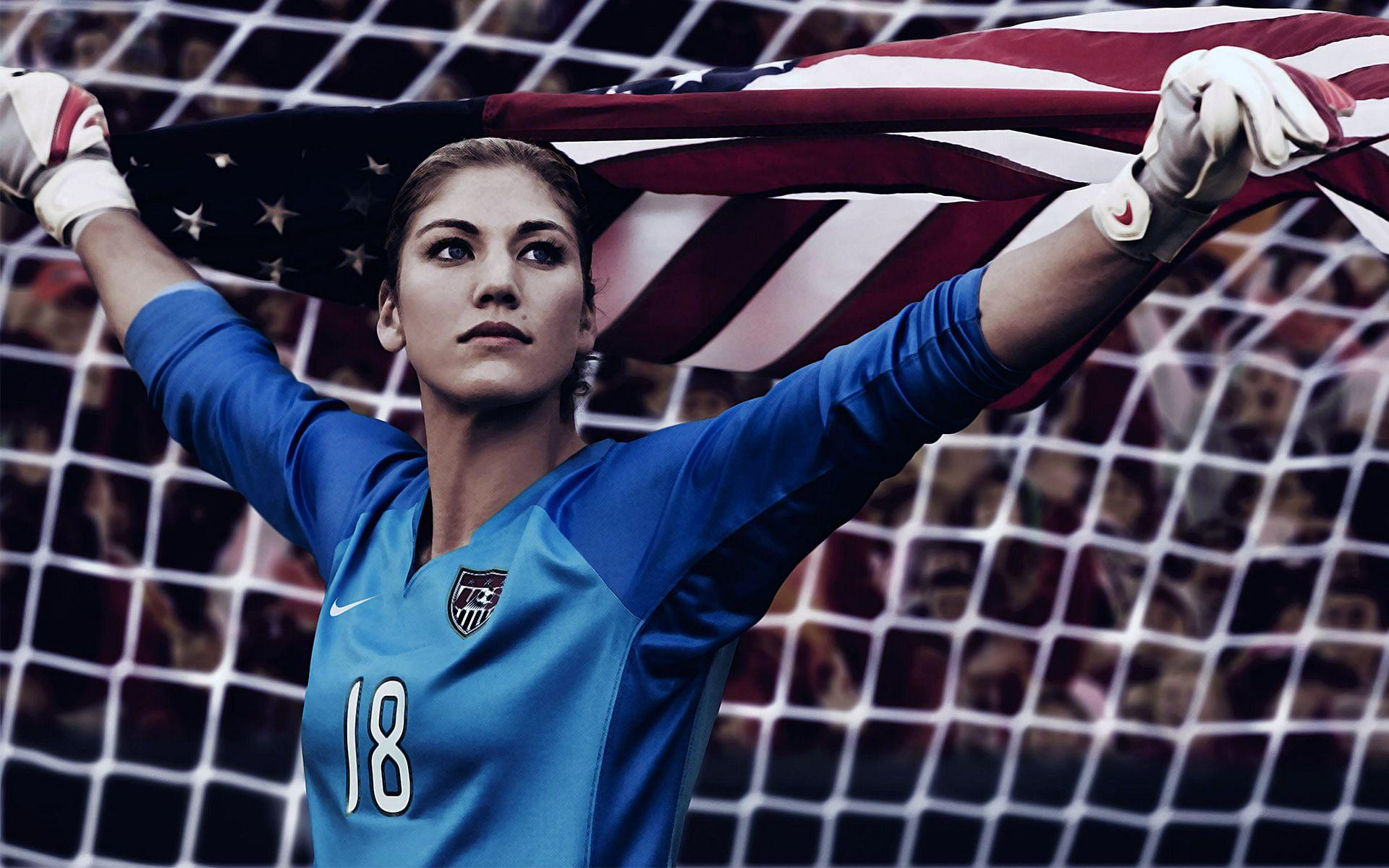 Top Sports Woman – Hope Solo