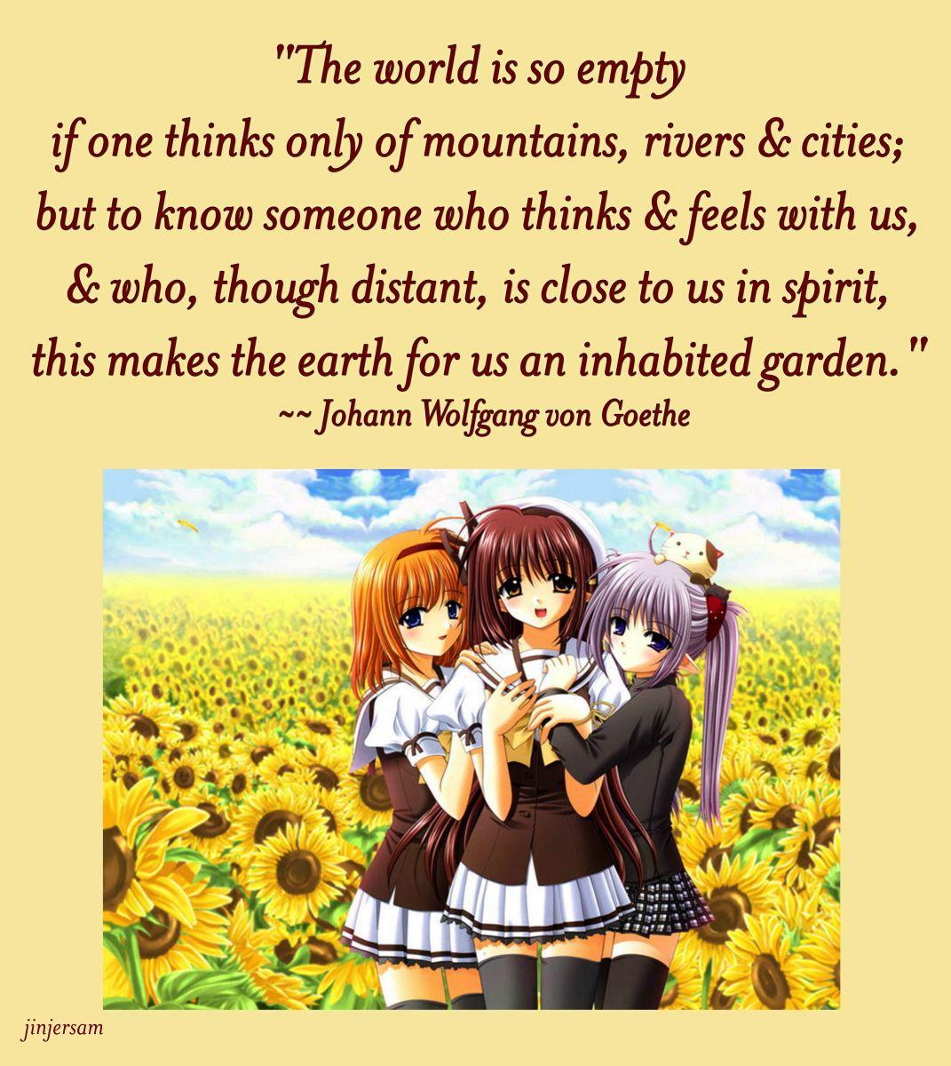 Anime Quotes About Friendship Anime Quotes Wallpapers  Wallpaper Cave