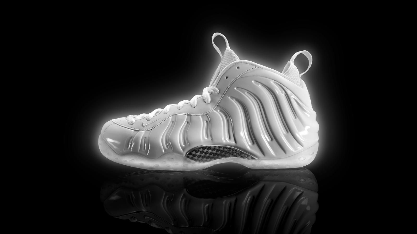 4985213d79132 Pure Radiance  White Nike Foamposite One Is Cleanest Yet - Nike News