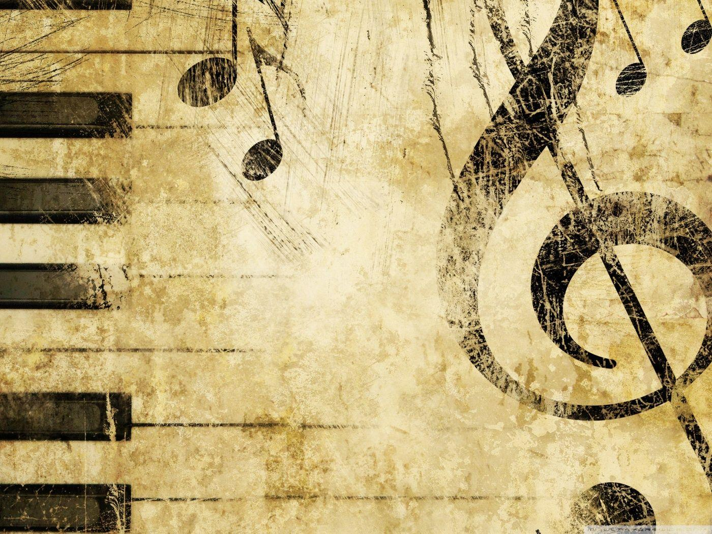 Old Music Score 4k Hd Desktop Wallpaper For 4k Ultra Hd Tv: Choir Wallpapers