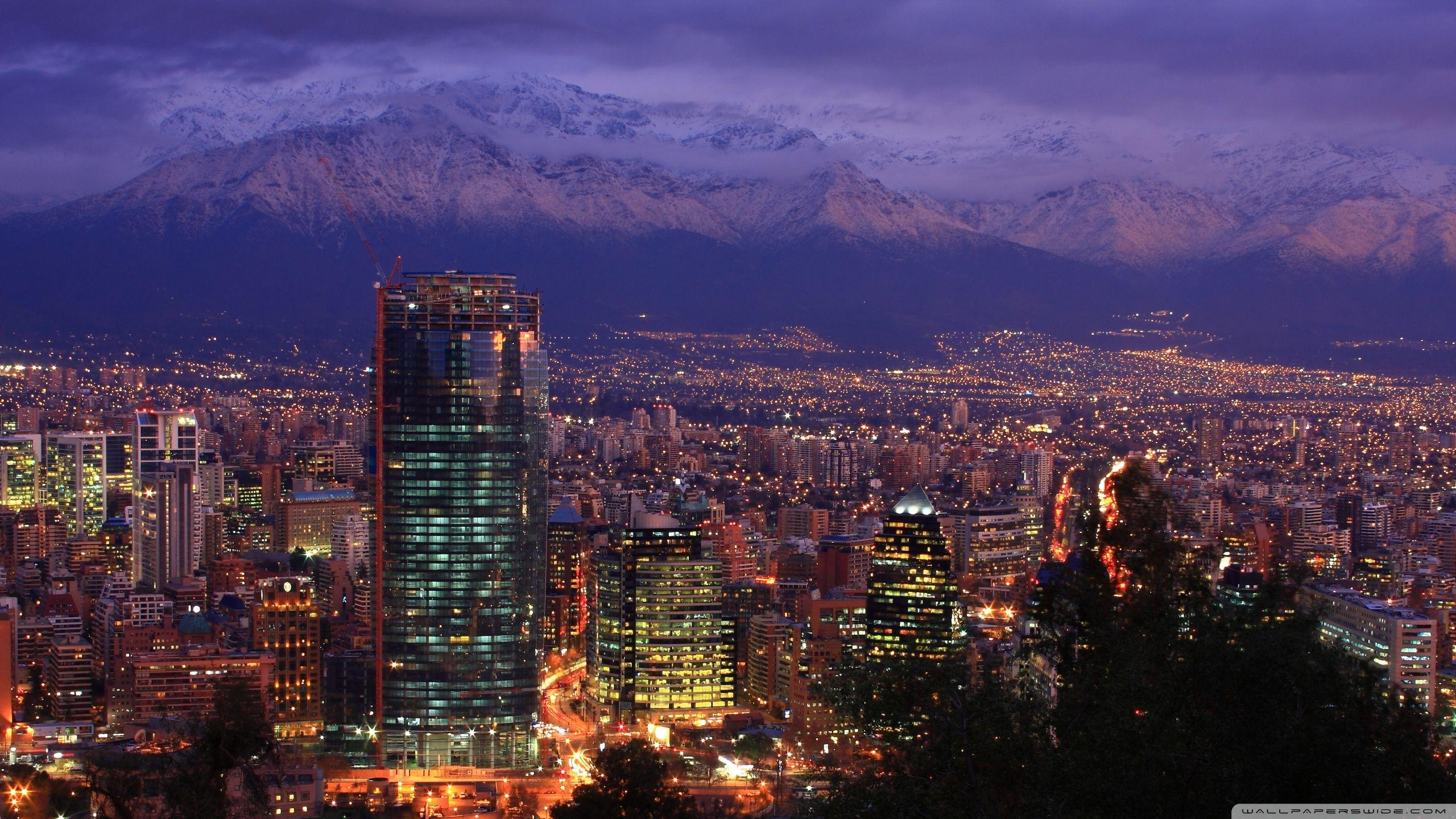 Santiago Chile 2009 ❤ 4K HD Desktop Wallpaper for 4K Ultra HD TV ...