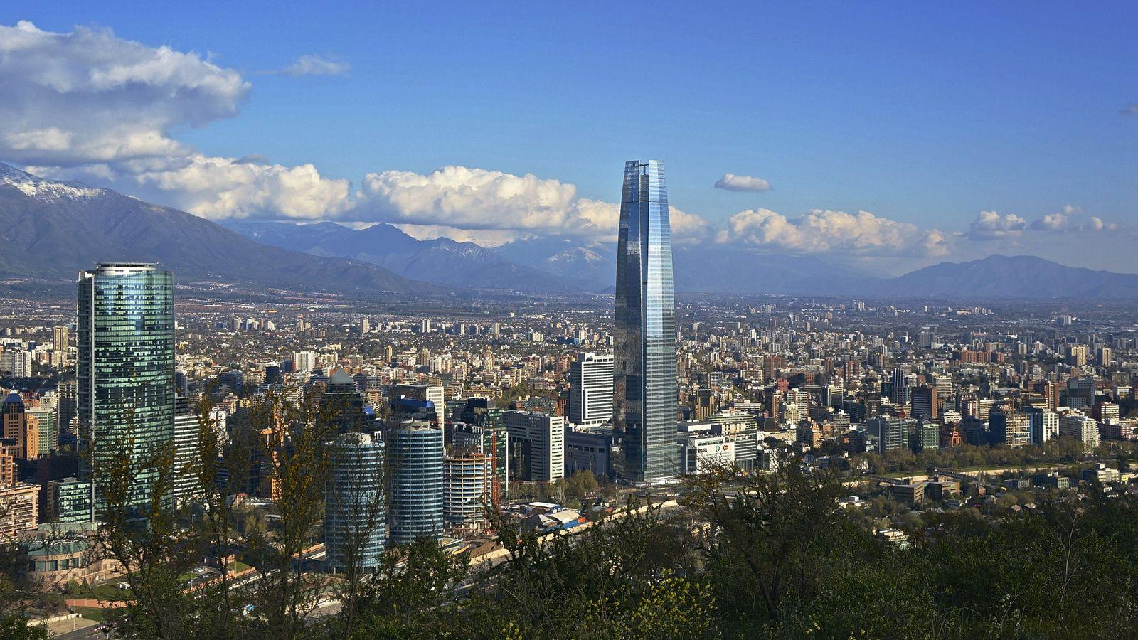DISCUSS | *BEST LATIN AMERICAN SKYLINES* - Page 41 - SkyscraperCity