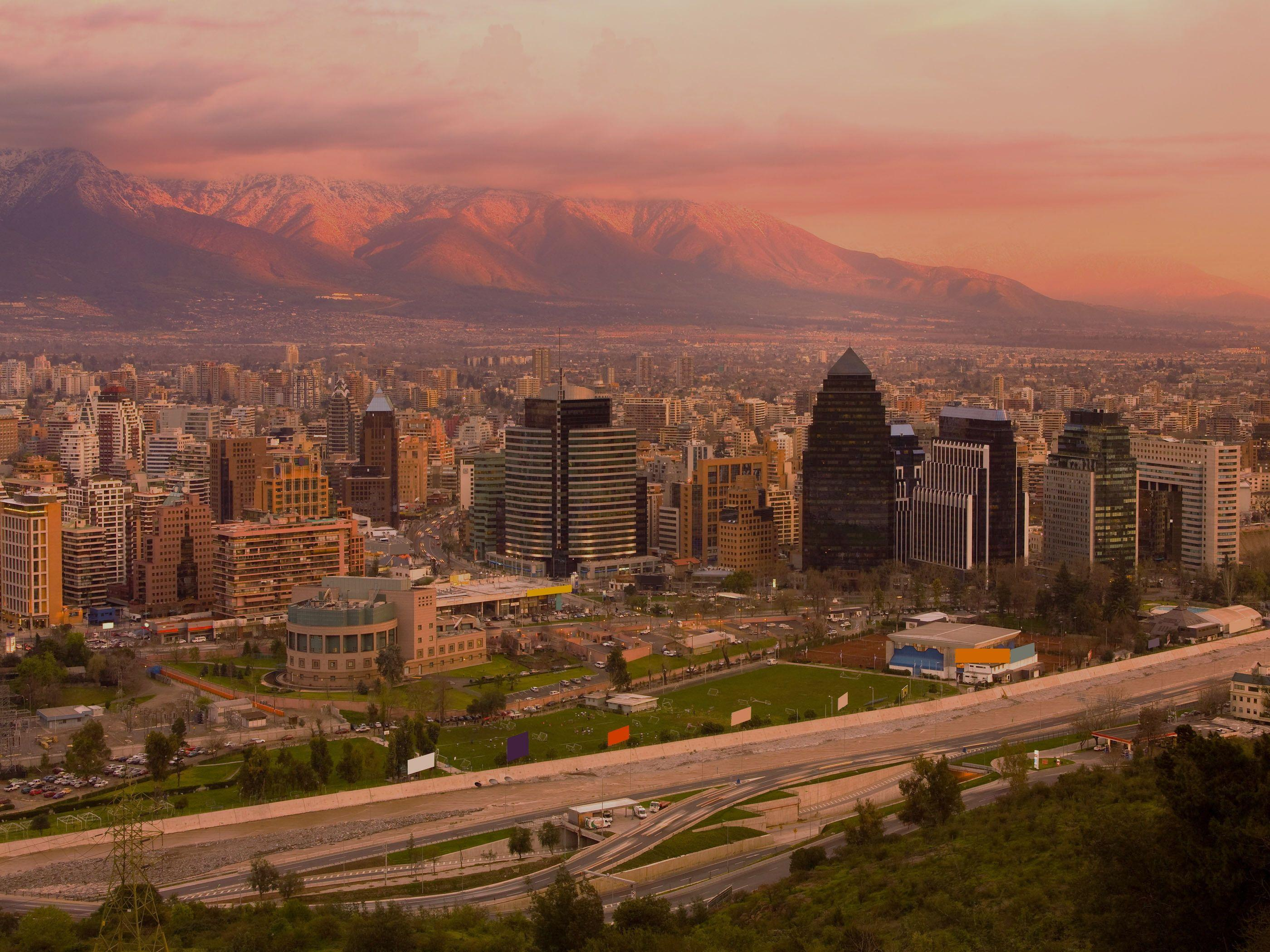 Santiago De Chile Oriente HD Wallpapers - THIS Wallpaper