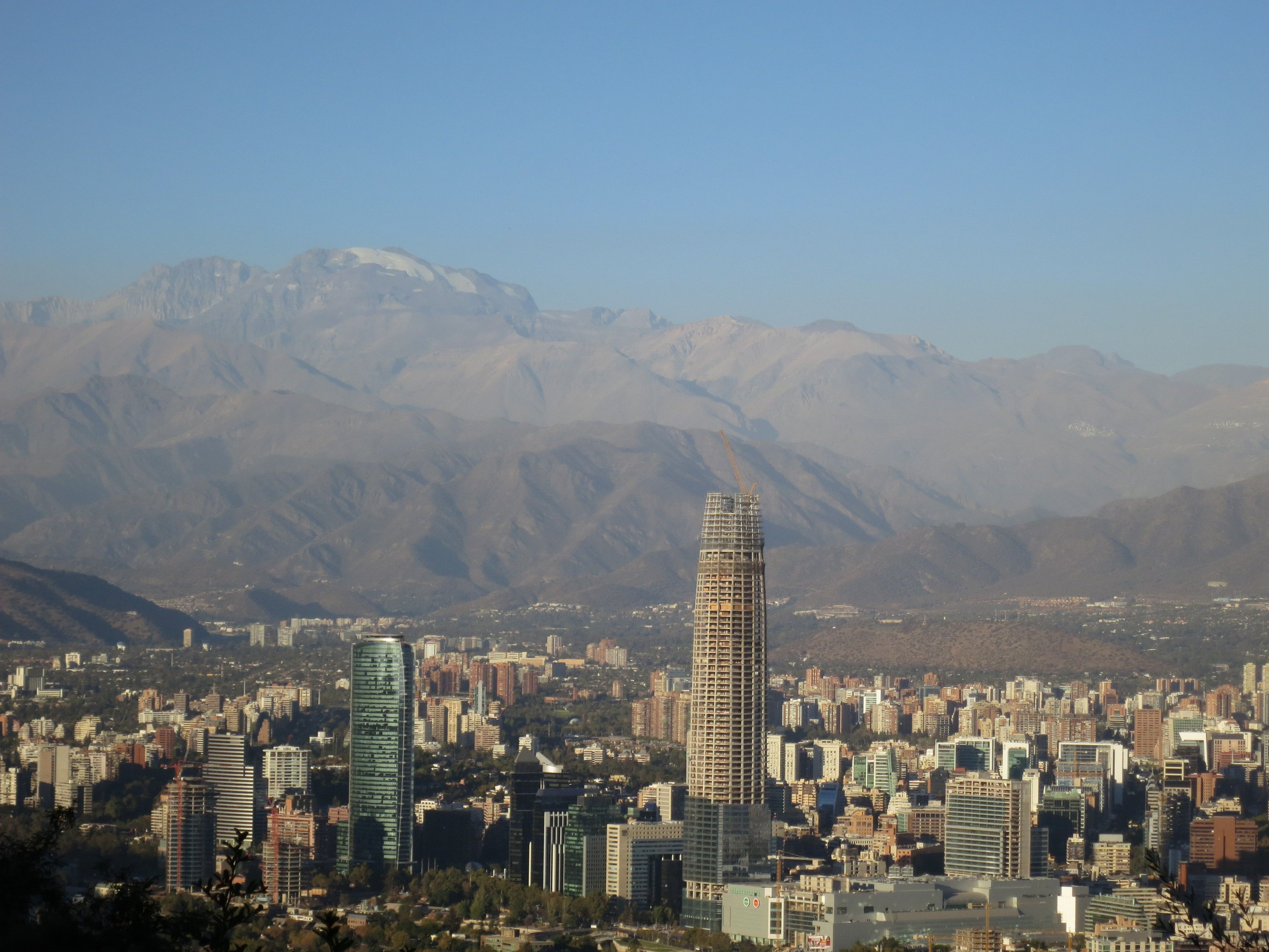 Free Hd 3d Santiago Chile Wallpapers Download
