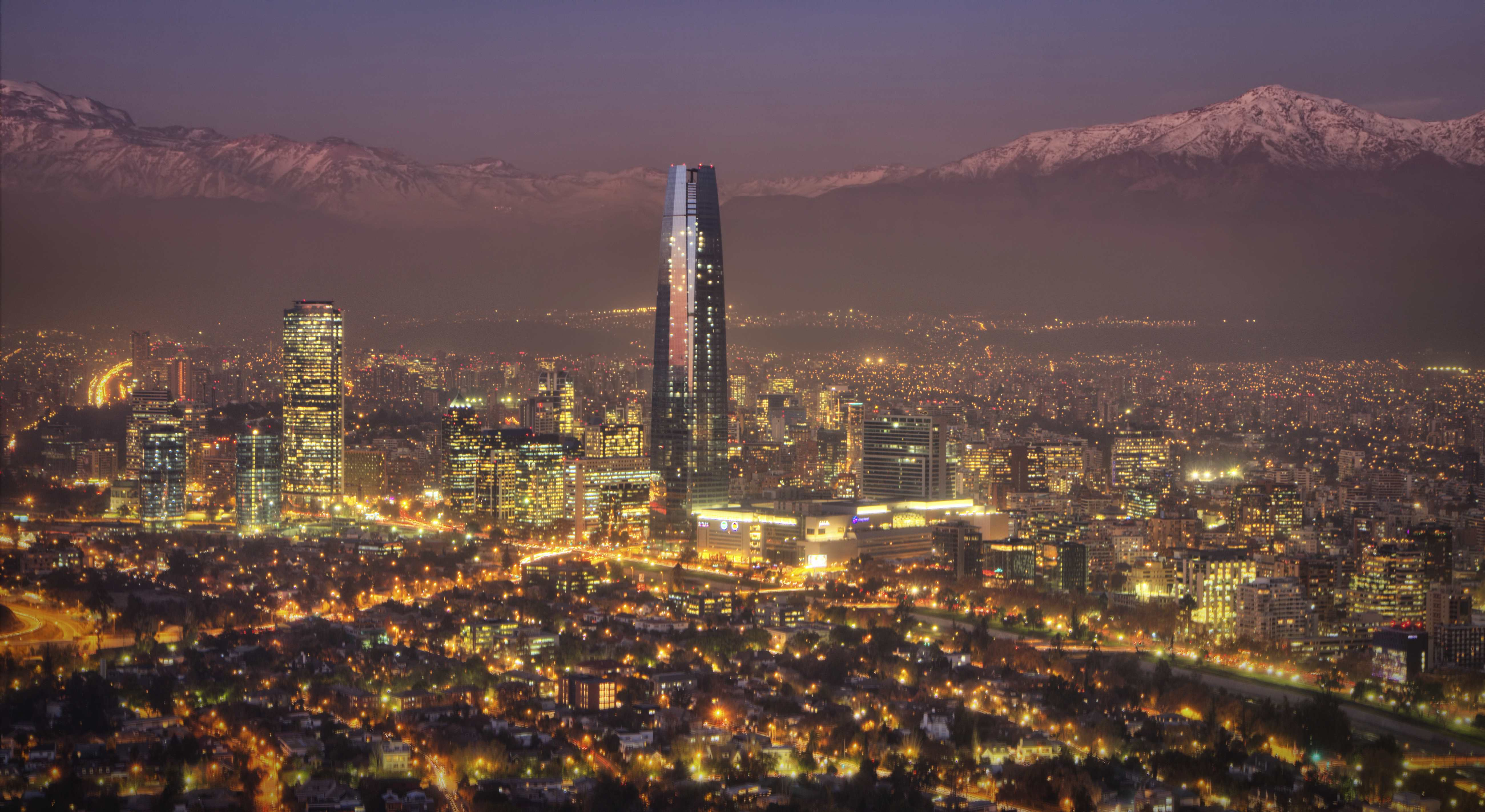 Visit Chile with the Best Package: Santiago Valparaiso Gourmet!