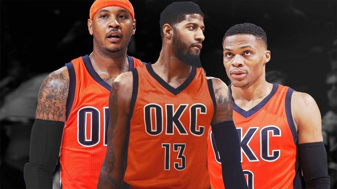 CARMELO ANTHONY TRADED TO OKLAHOMA CITY THUNDER, RUSSELL WESTBROOK ...