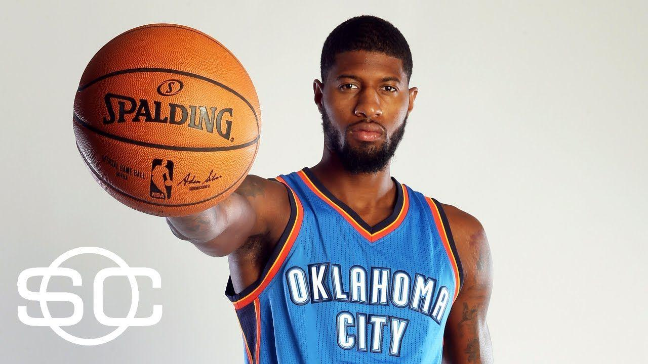 Thunder 'Convinced' They Can Sell Paul George On Oklahoma City ...