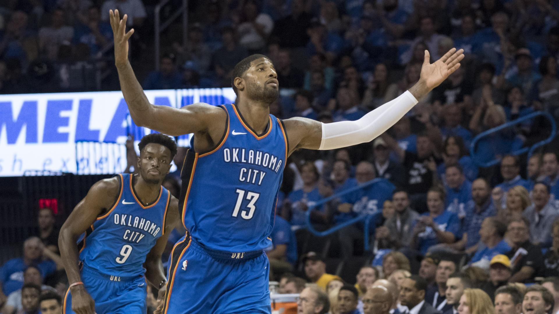 Thunder news: Paul George says it's good for OKC to struggle early