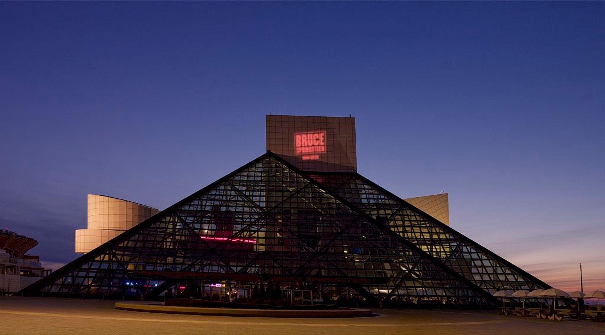 Rock And Roll Hall Of Fame Wallpapers