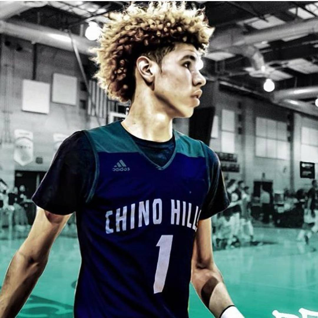 182.9k Likes, 3,729 Comments - LaMelo Ball (@swaggymelo1) on .