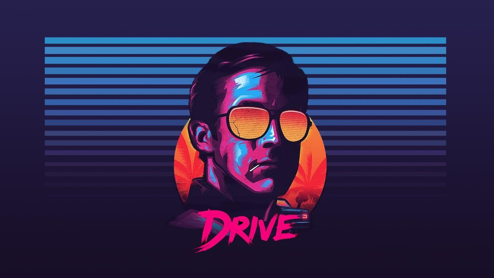 New Retro Wave HD Wallpapers
