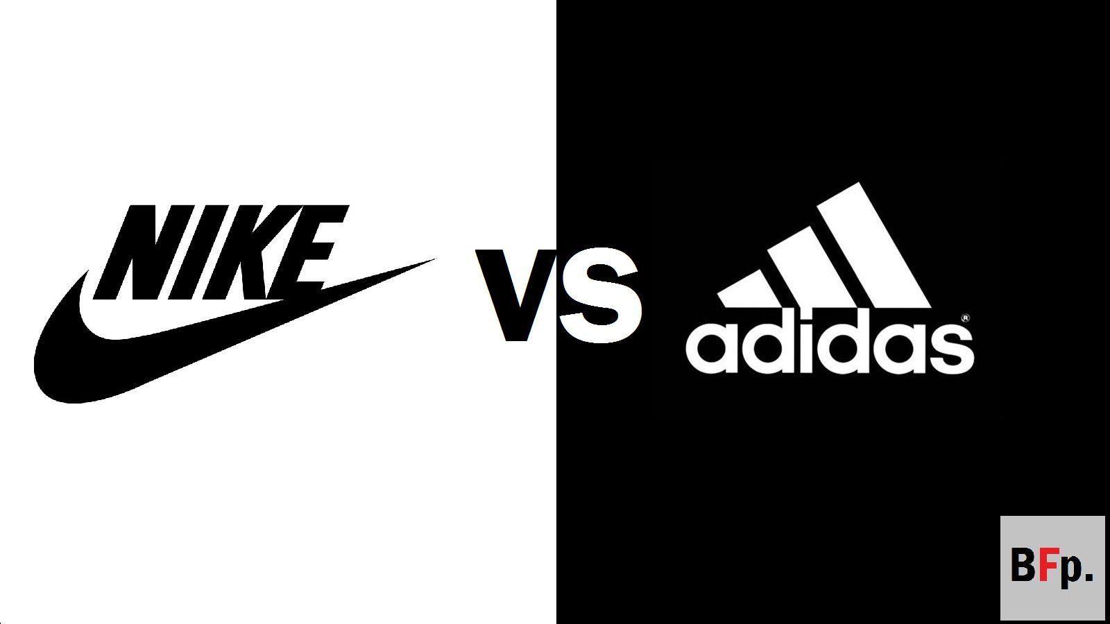 huge selection of e09c3 096b7 Nike vs Adidas - YouTube