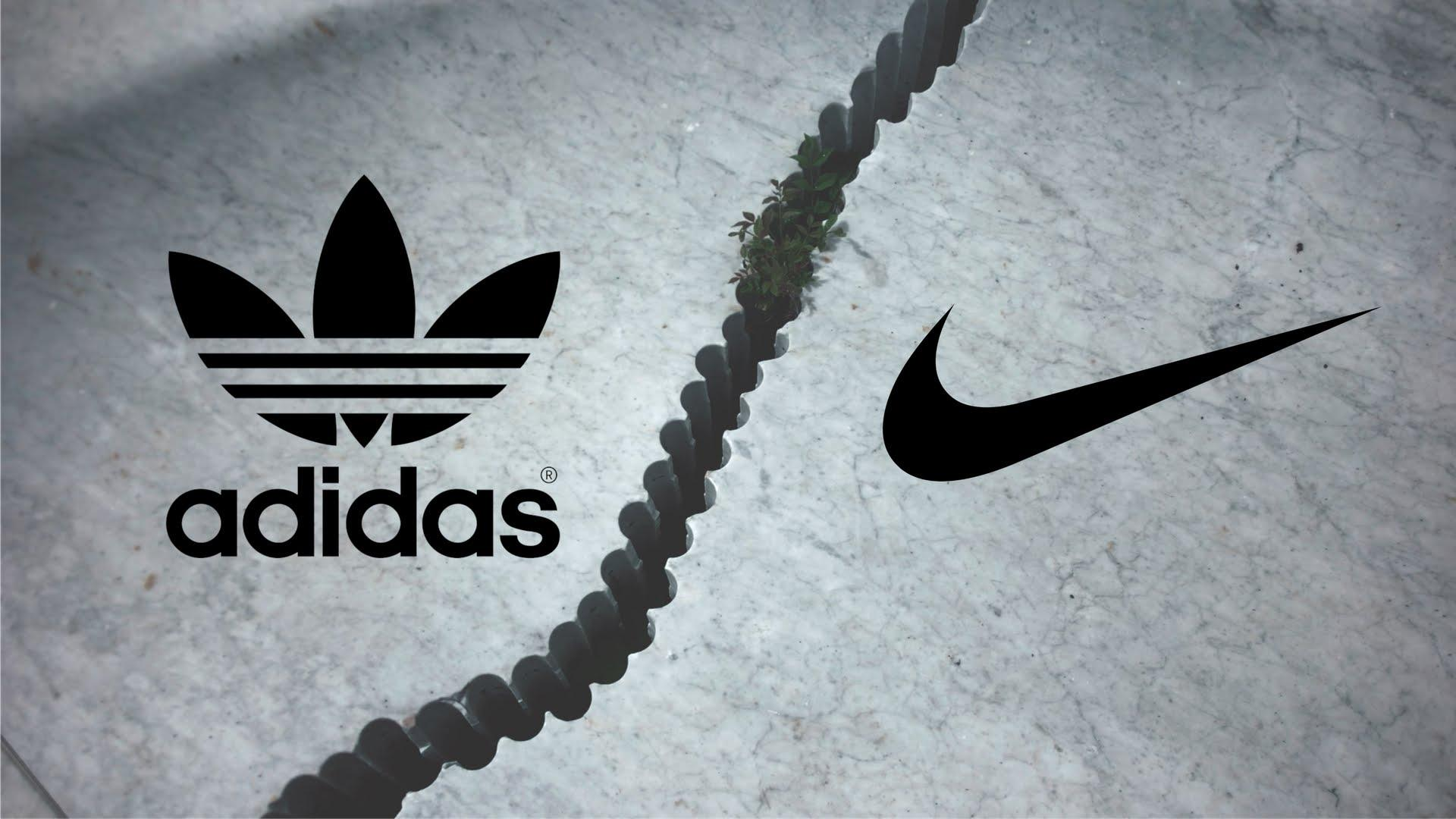 best sneakers d676f bd6a7 ADIDAS VS. NIKE - YouTube