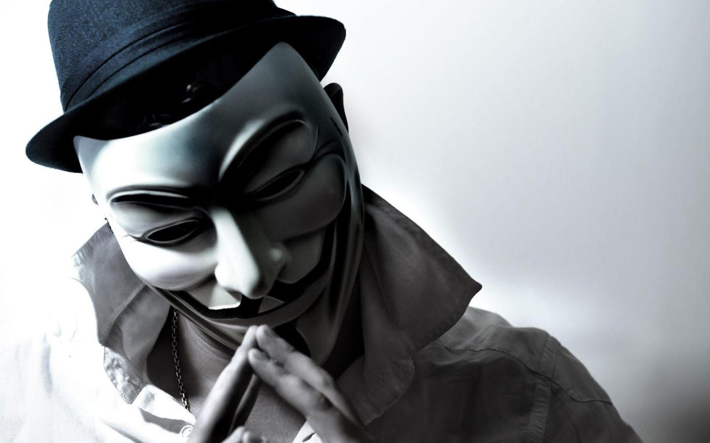 Hacker mask wallpapers wallpaper cave - Anonymous wallpaper full hd ...