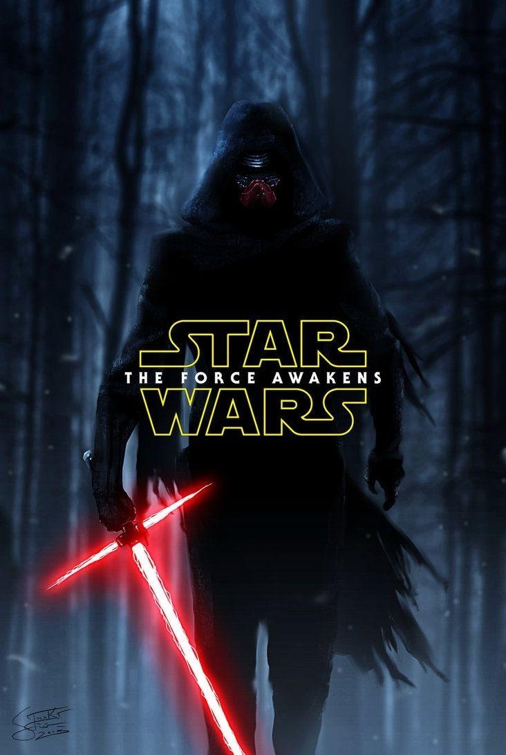 Star Wars The Force Awakens Kylo Ren Iphone Wallpapers