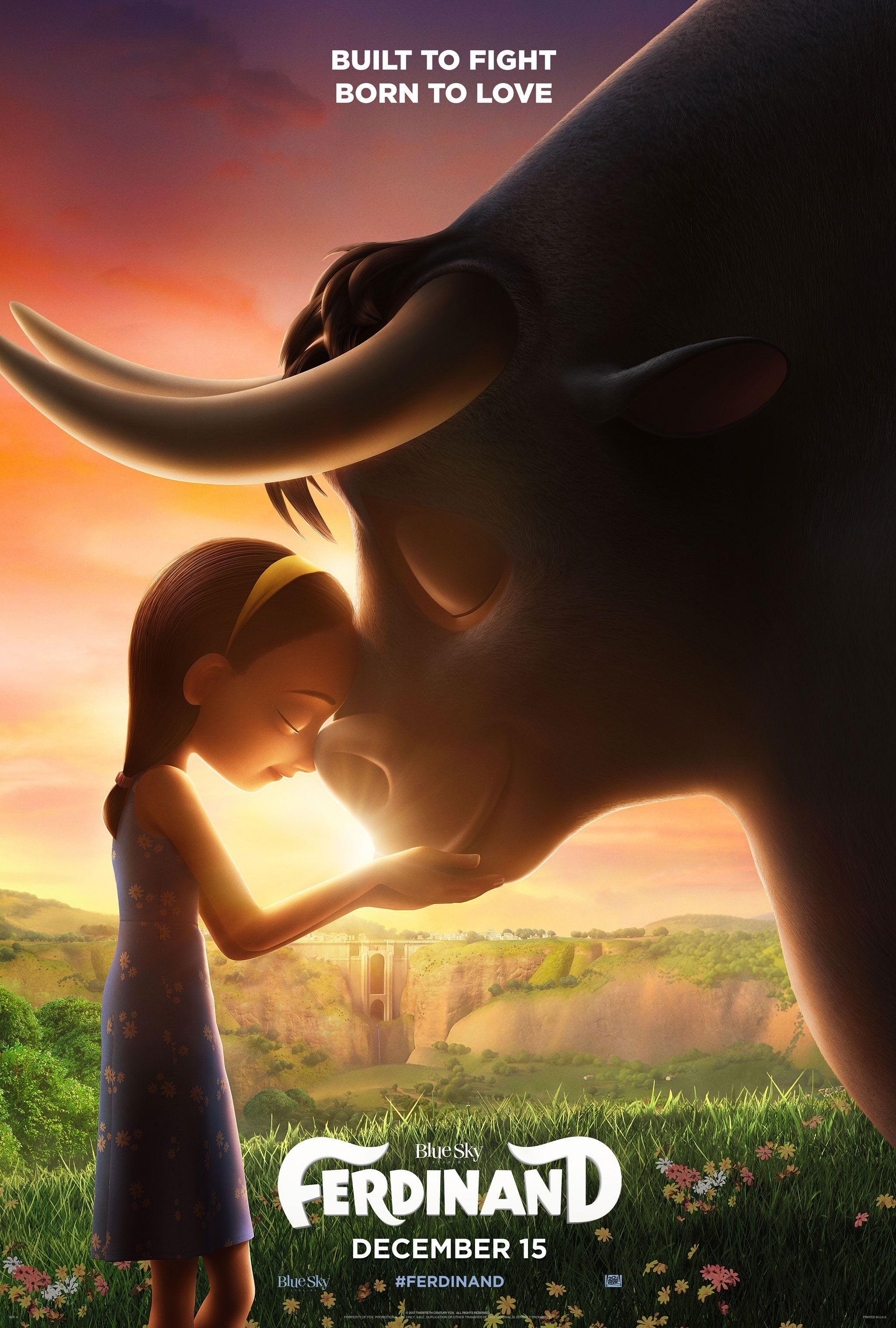 Ferdinand Movie Wallpapers Wallpaper Cave