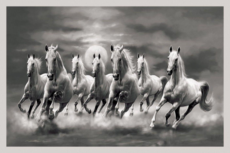 Seven Horses Wallpapers Wallpaper Cave