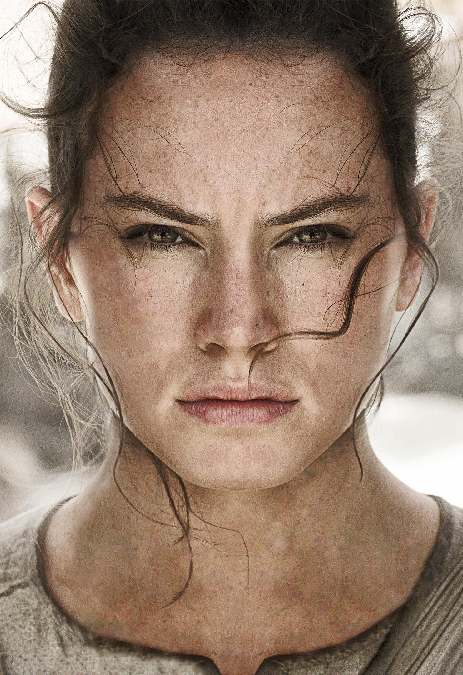 Daisy Ridley, #women, #actress, #Star Wars, #Star Wars: The Force ...