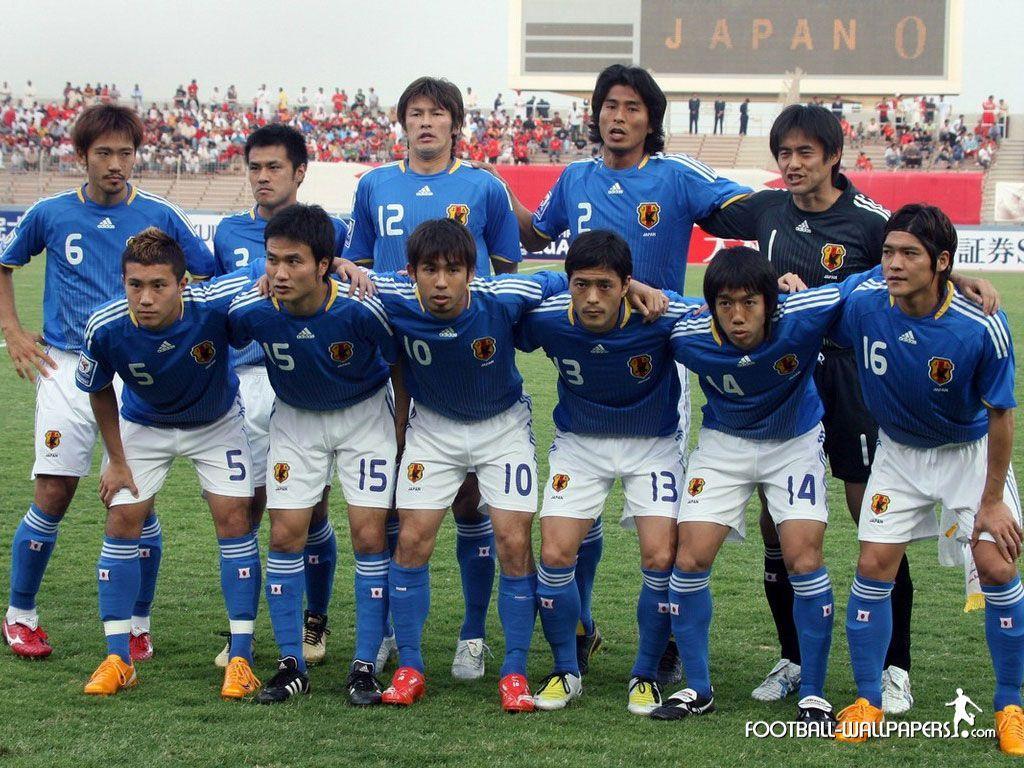 Japan National Football Team Teams Background 4
