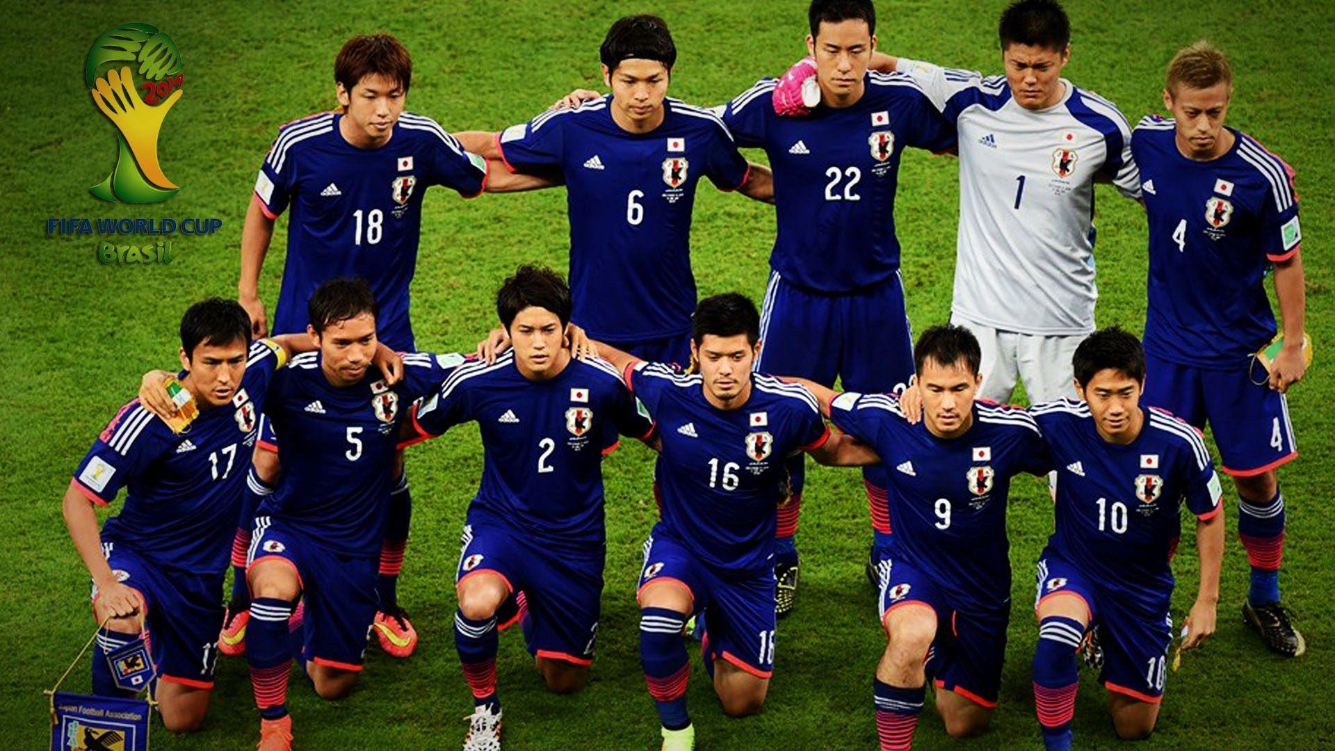 Japan National Football Team Background 9