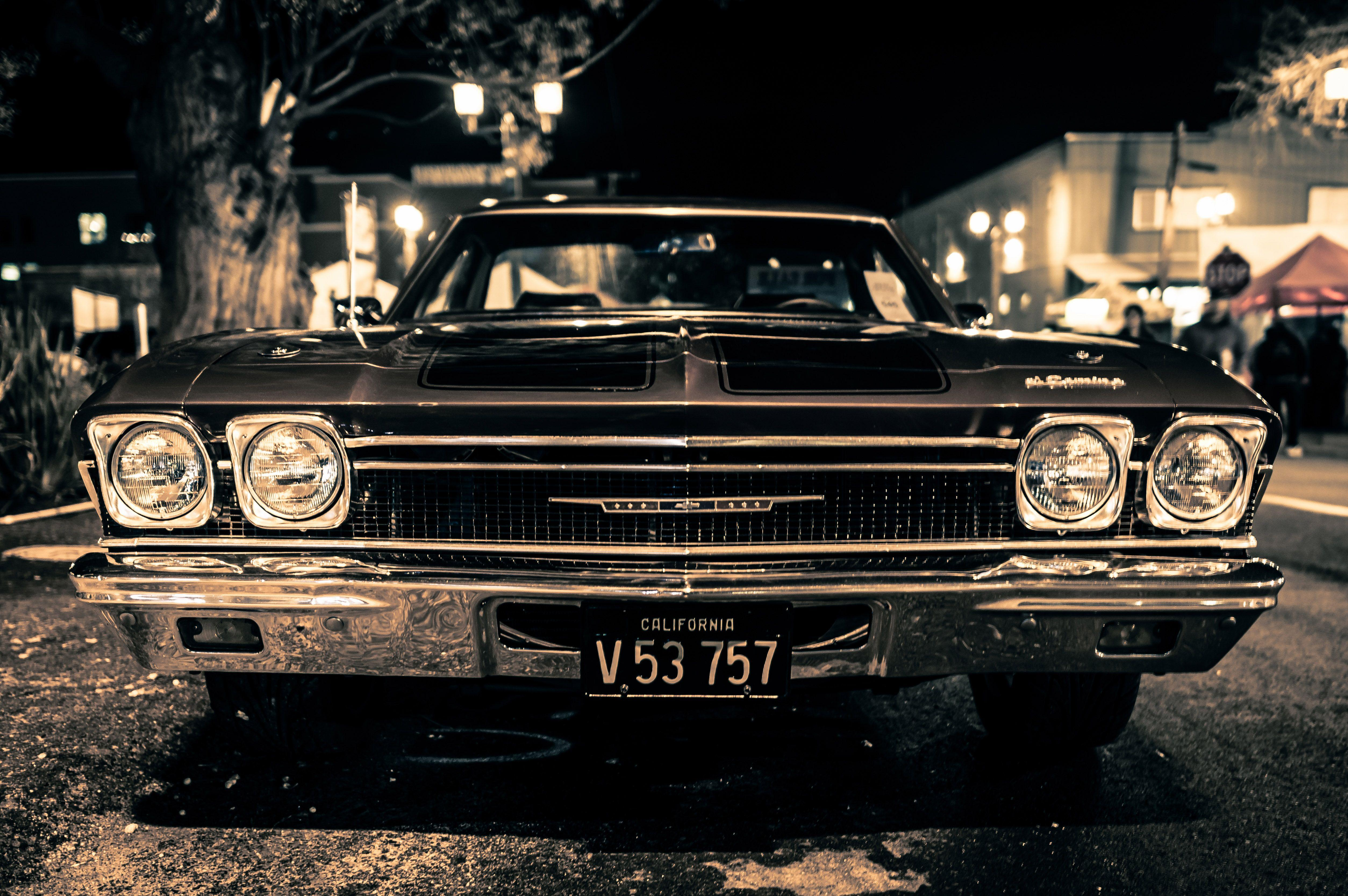 Old Cars HD Wallpapers