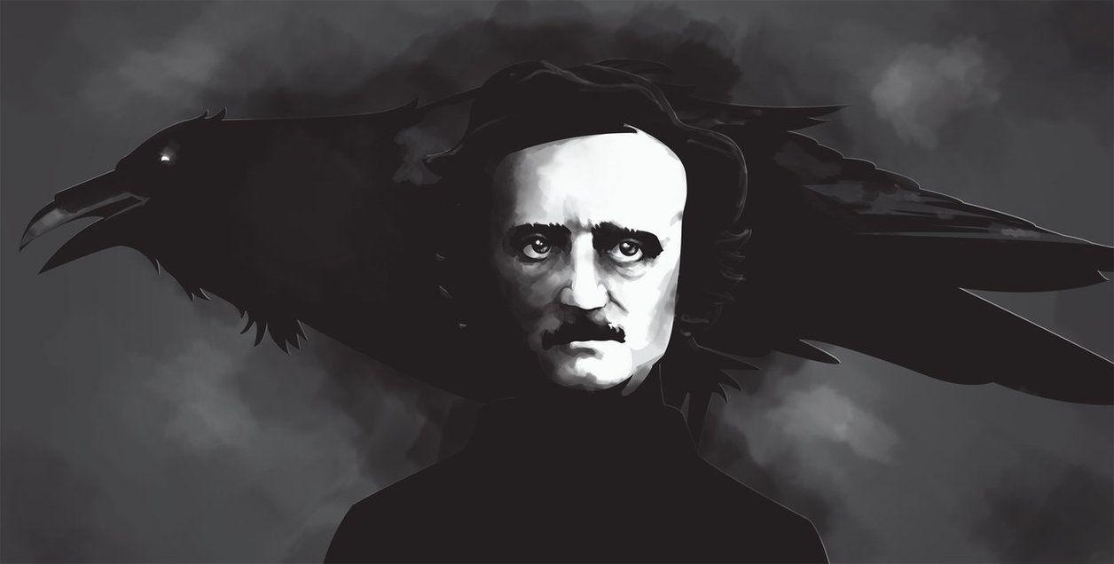 Edgar allan poe wallpaper