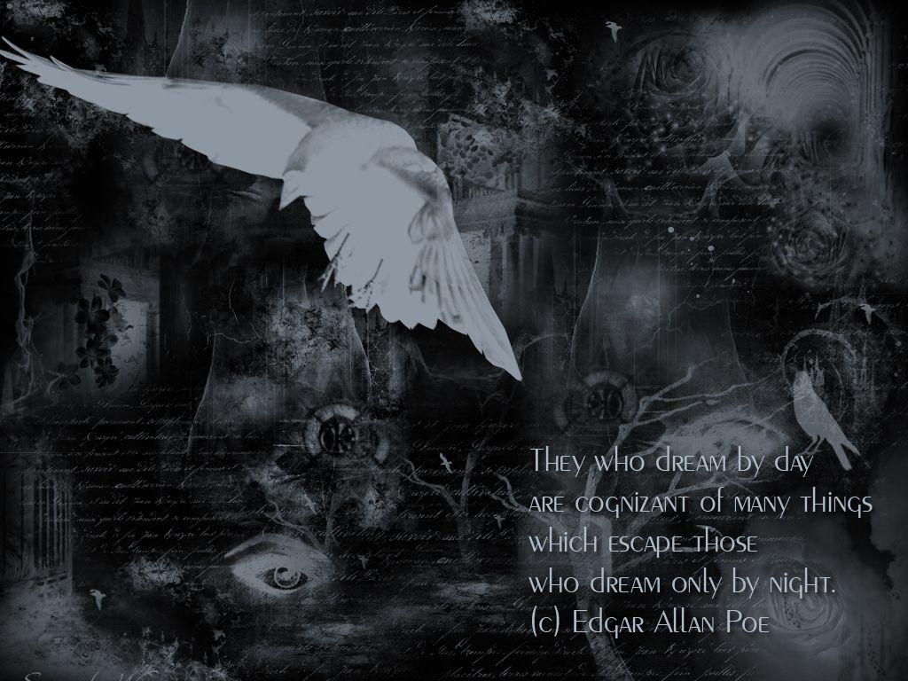 edgar allan poe and gothic imagery