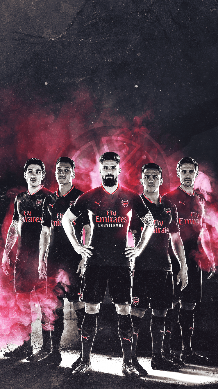 Arsenal 2017 Wallpapers Wallpaper Cave