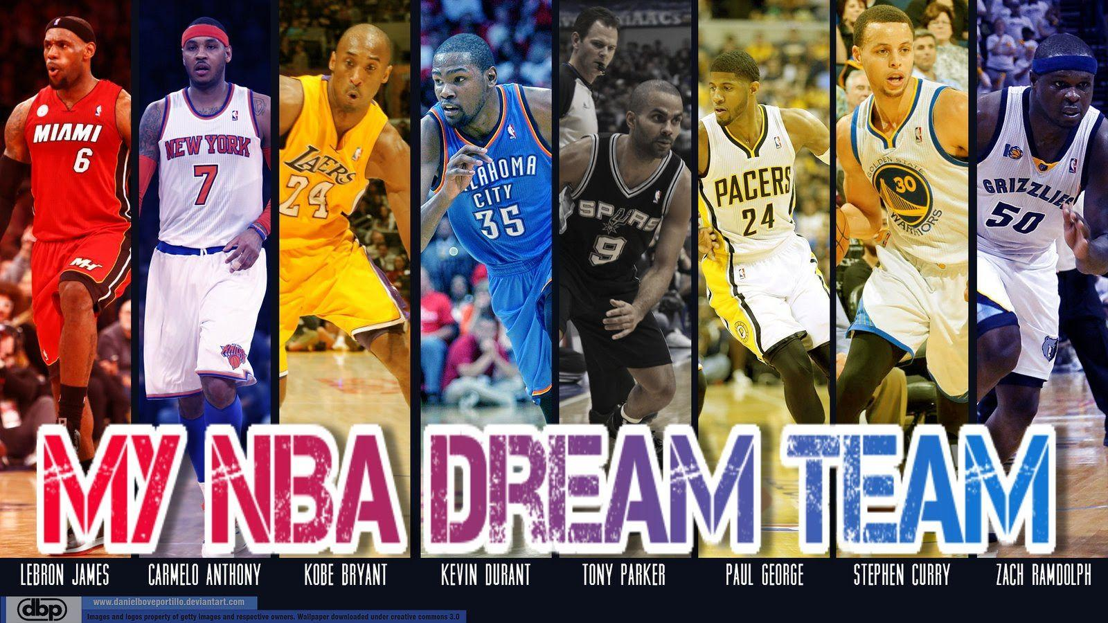 Dream Team Wallpapers Wallpaper Cave