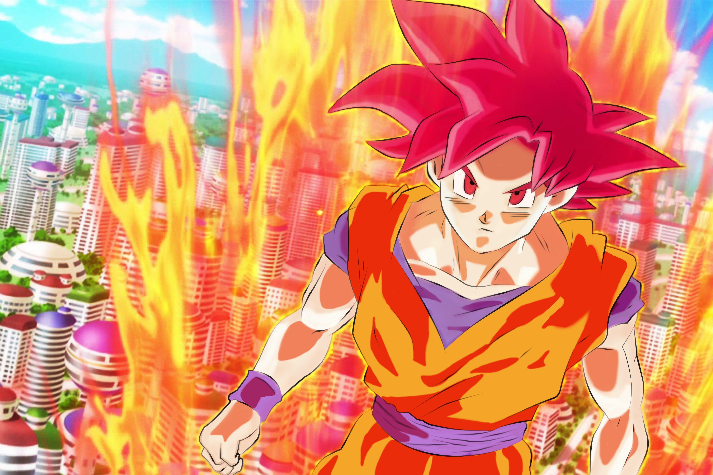 Dragon Ball Super All Gods Wallpapers Wallpaper Cave