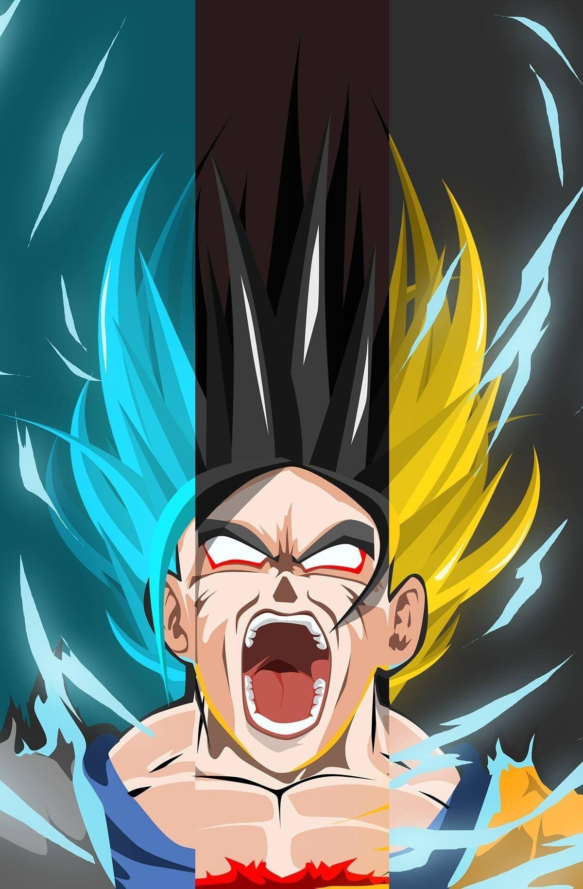Dragon Ball Super All Gods Wallpapers Wallpaper Cave
