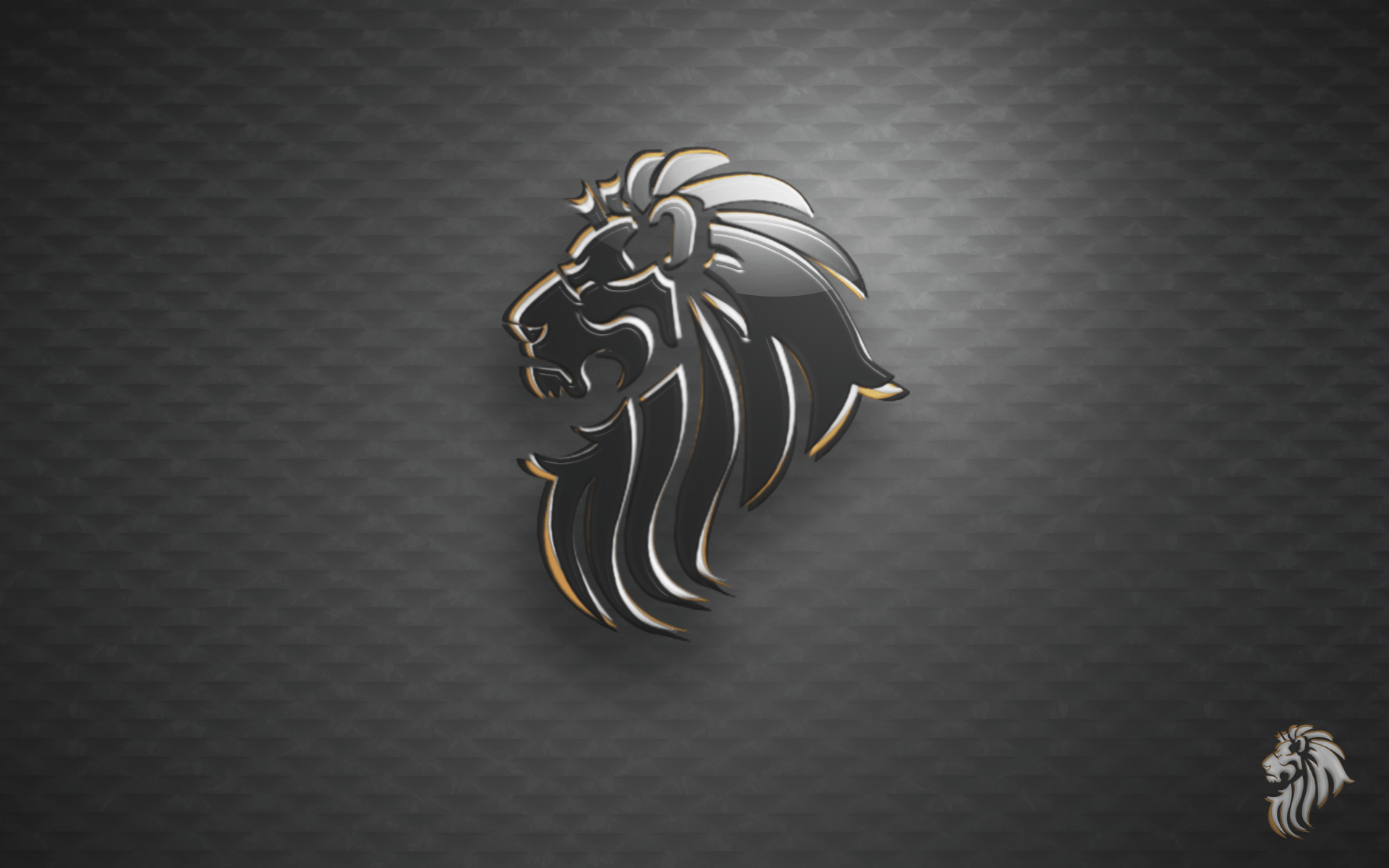 Lion Logo Wallpapers
